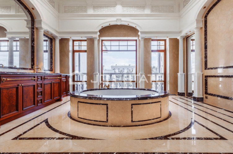 27000 Square Foot Mega Mansion In Moscow Russia  Homes