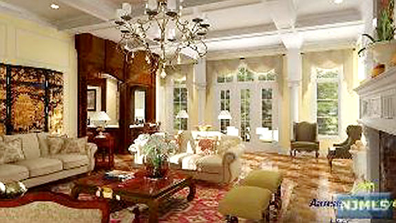 Mary J Bliges Saddle River Estate  Homes of the Rich