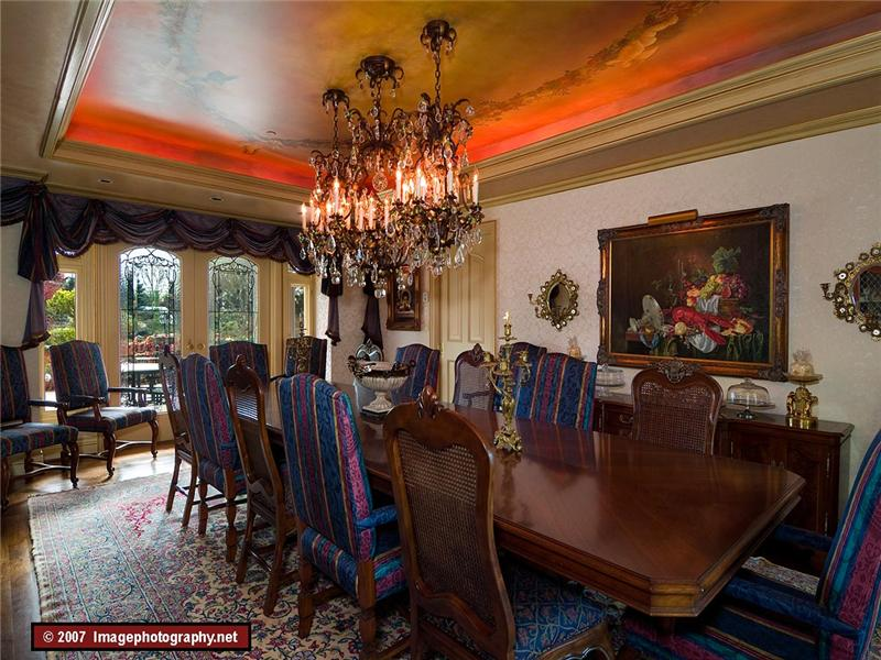 The Ivy Manor In British Columbia Homes Of The Rich
