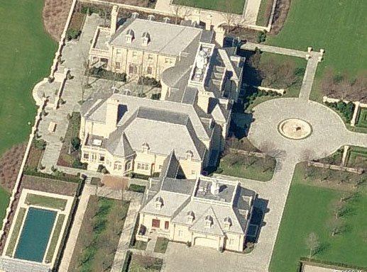 Norma Lerners Ohio Mega Mansion  Homes of the Rich