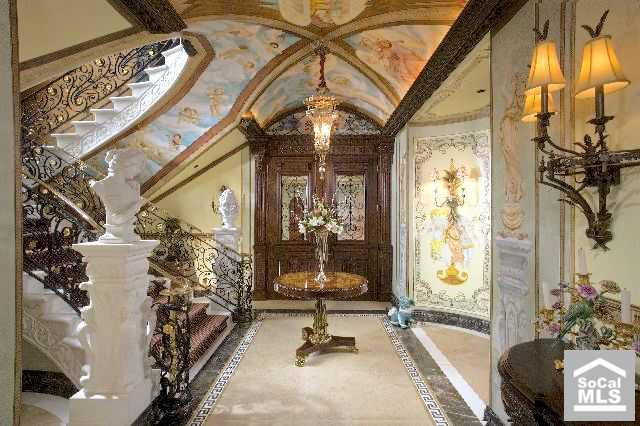 Italian Renaissance Villa in California  Homes of the Rich