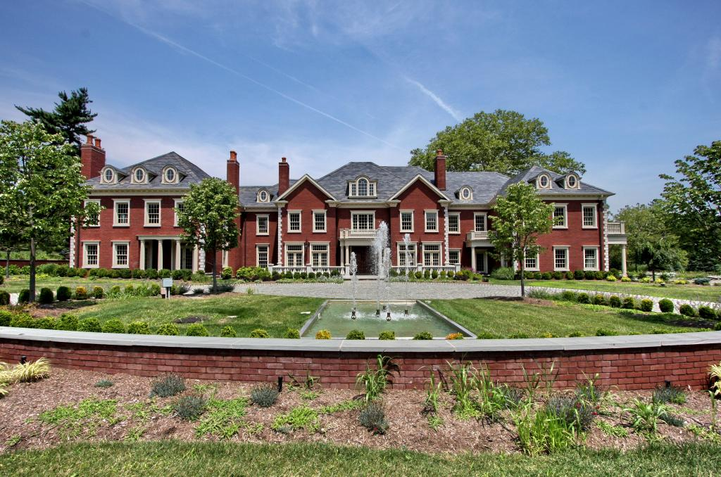 Exquisite Bernardsville Gated Estate  Homes of the Rich