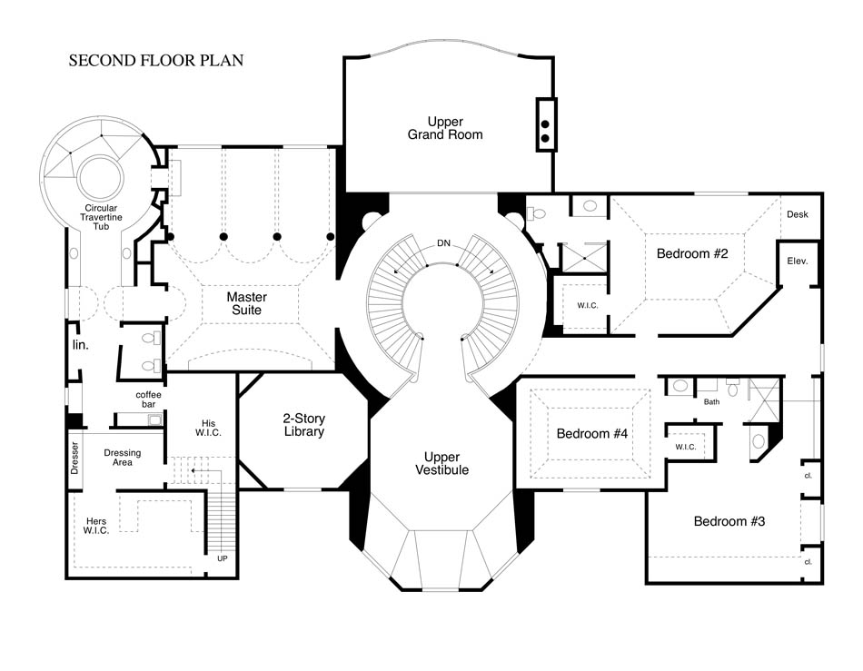 floorplans  Homes of the Rich  Page 2