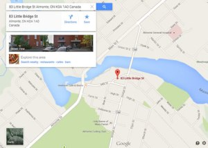 Find Homesol on Google Maps, and get in touch