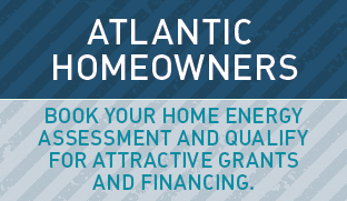 Atlantic Homeowners - find out if you qualify for energy rebates