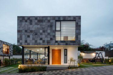 Fachadas de casas modernas: 4 consejos Home Solution