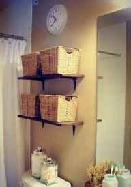Clever organizing ideas bathroom storage cabinet (18)