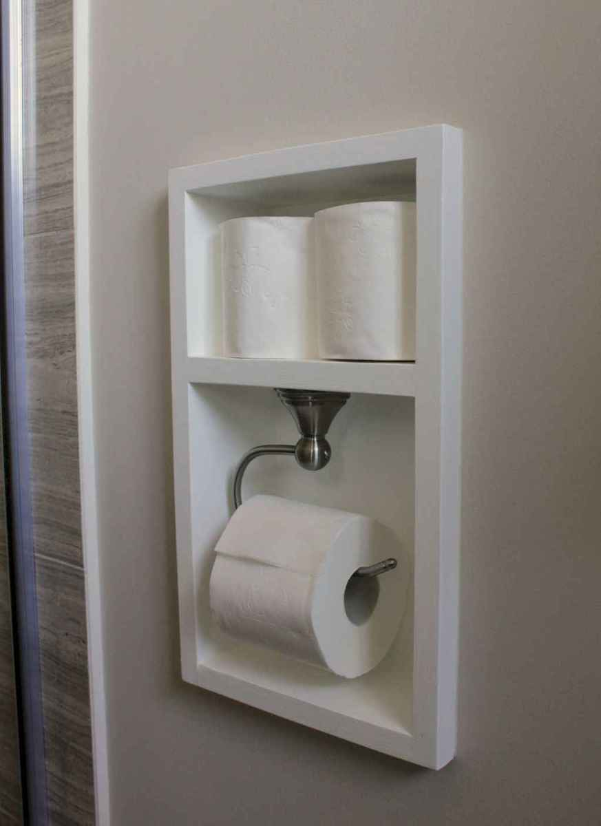Clever organizing ideas bathroom storage cabinet (20)