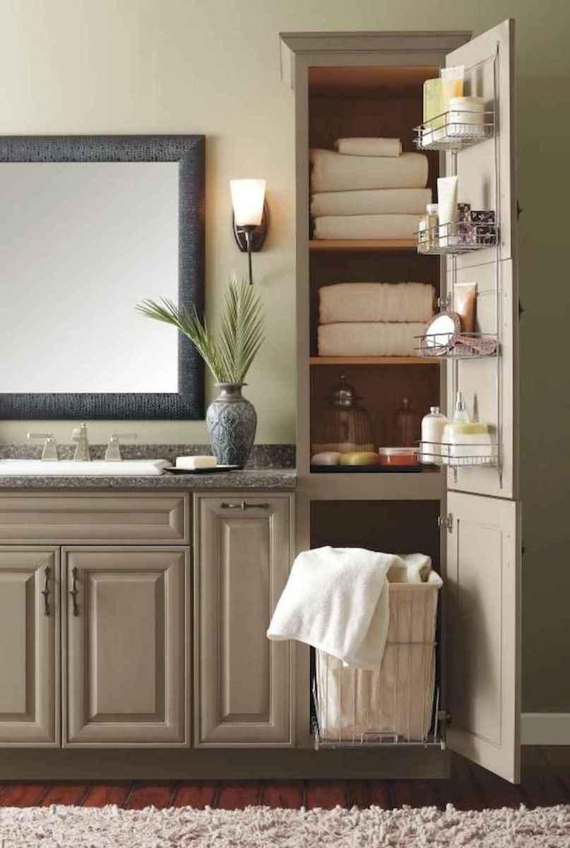 Clever organizing ideas bathroom storage cabinet (3)
