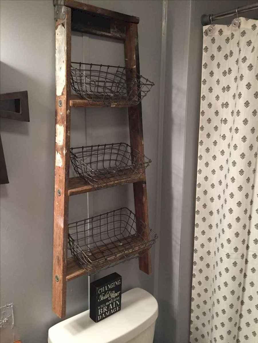 Clever organizing ideas bathroom storage cabinet (38)
