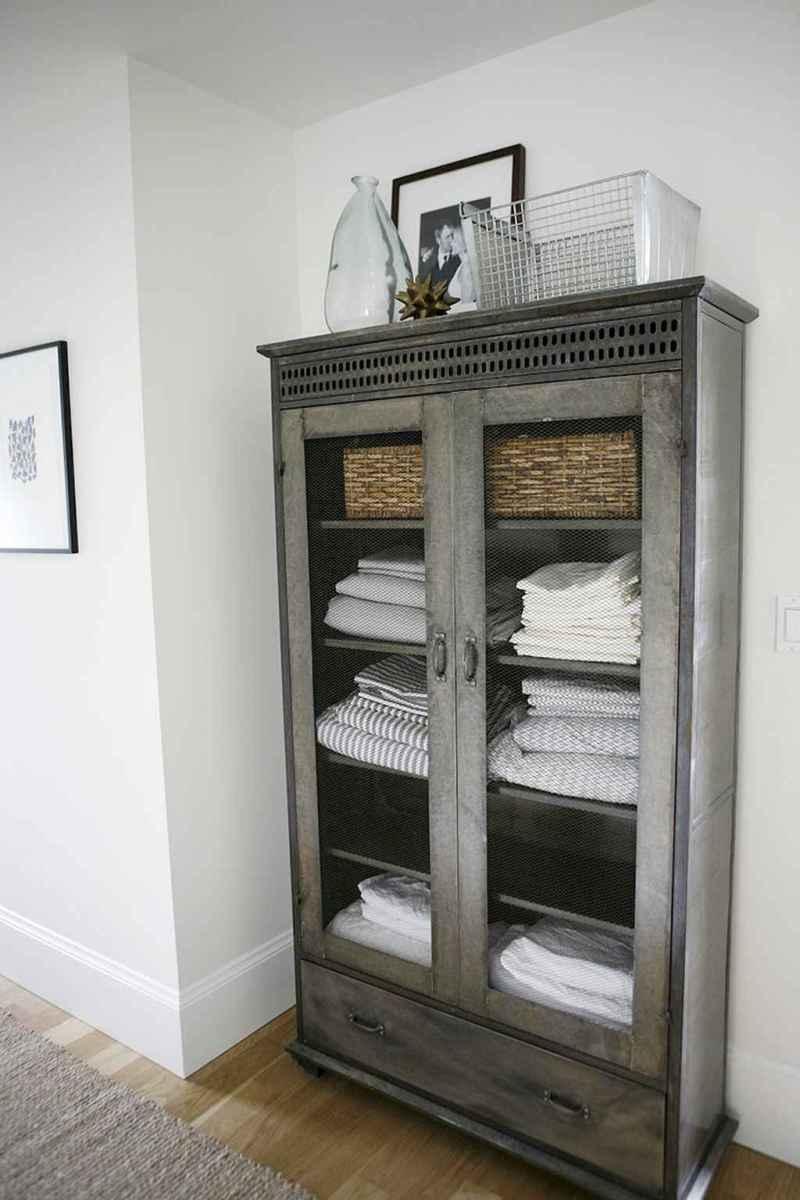 Clever organizing ideas bathroom storage cabinet (6)