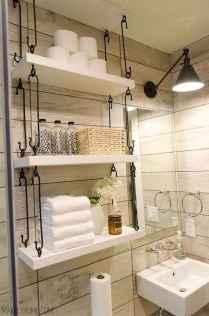 Clever organizing ideas bathroom storage cabinet (7)