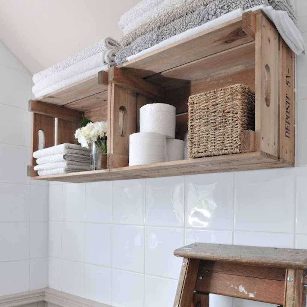 Clever organizing ideas bathroom storage cabinet (78)