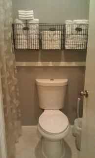 Clever organizing ideas bathroom storage cabinet (89)