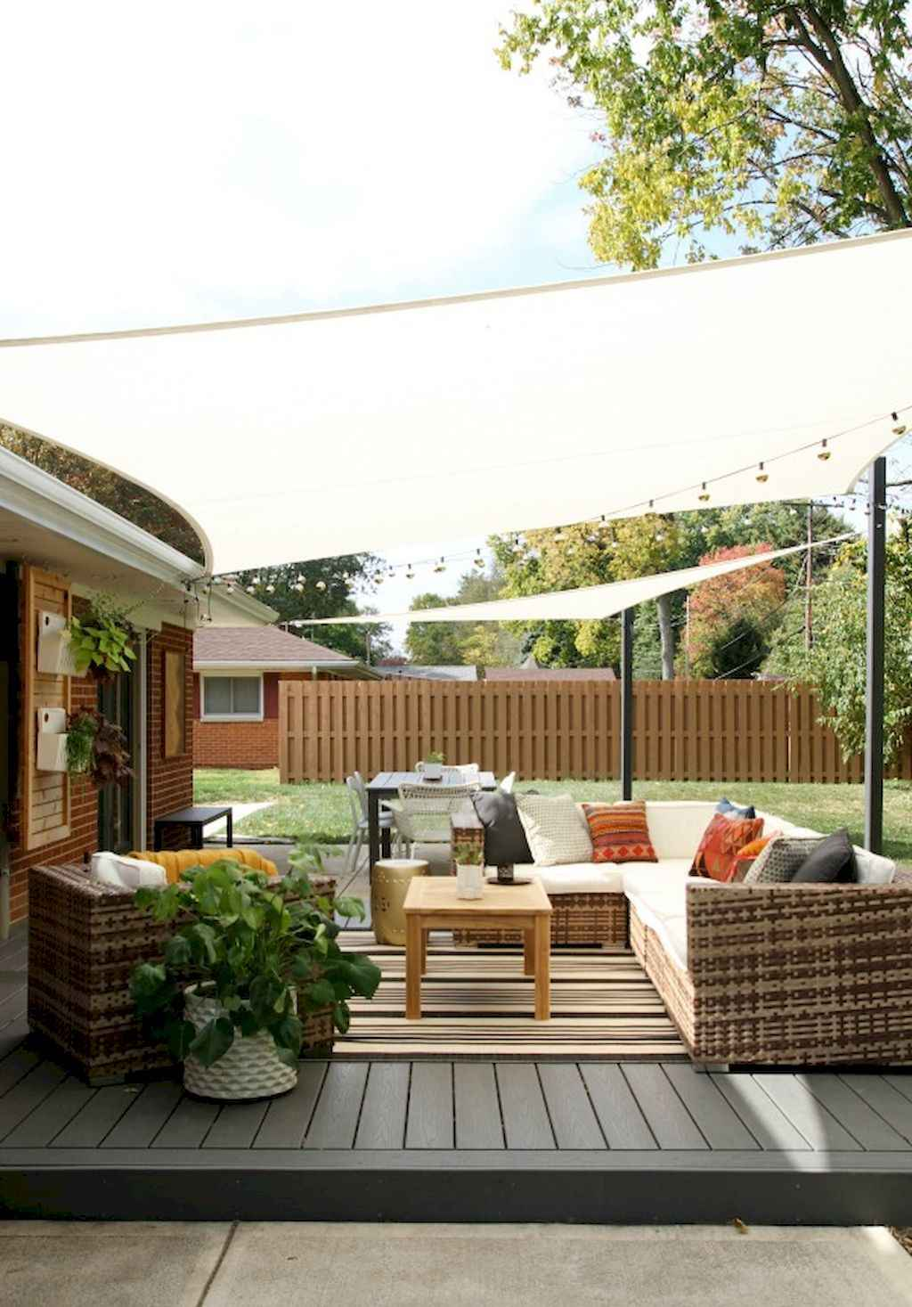 Cleverly diy porch patio decorating ideas (15)