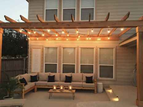Cleverly diy porch patio decorating ideas (51)
