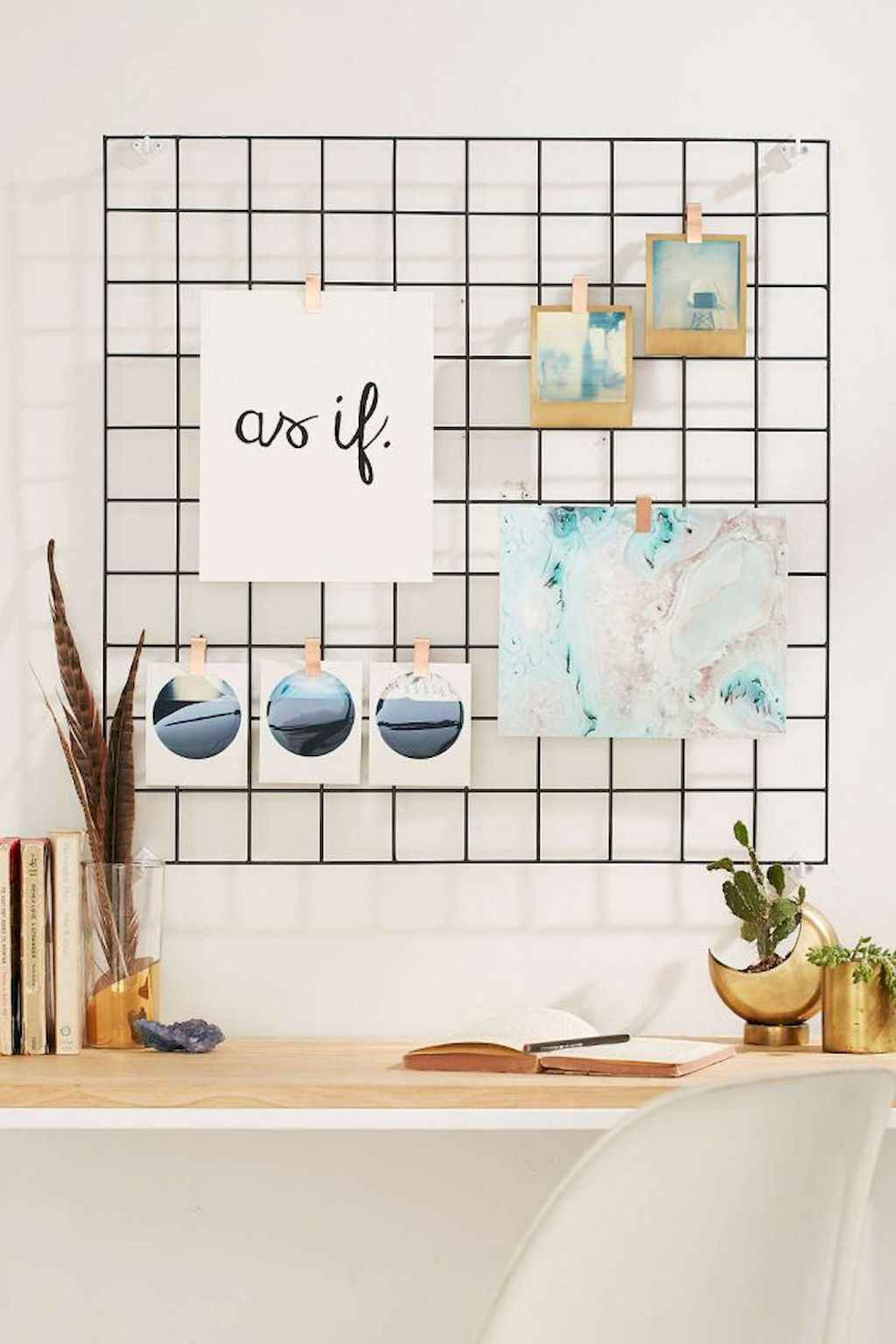 Cute diy dorm room decorating ideas on a budget (12)