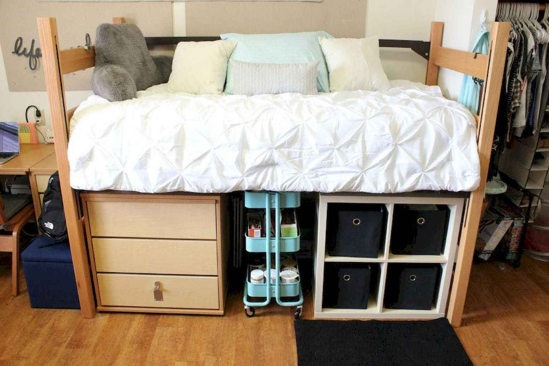 80 Cute DIY Dorm Room Decorating Ideas On A Budget