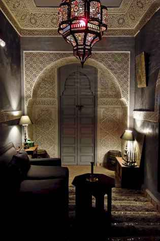 Fascinating moroccan vibe style living room for relaxing (34)