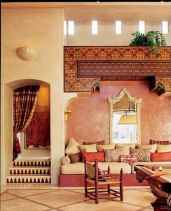 Fascinating moroccan vibe style living room for relaxing (44)