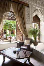 Fascinating moroccan vibe style living room for relaxing (66)