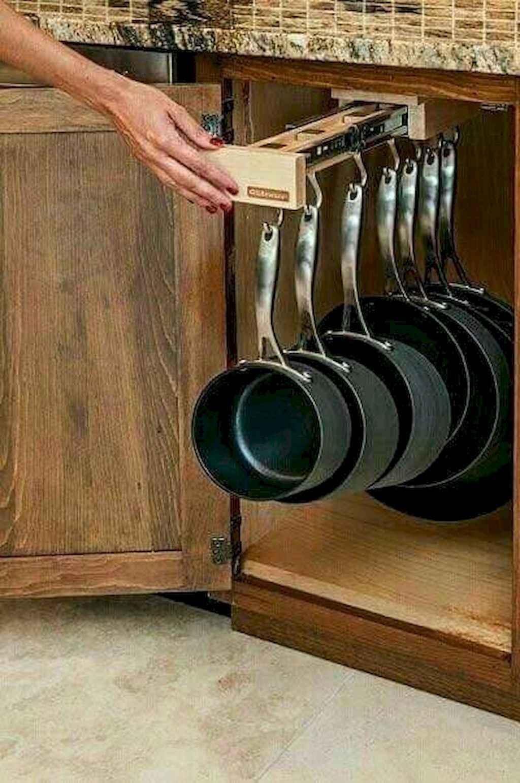 Ingenious hidden kitchen cabinet & storage solutions (14)