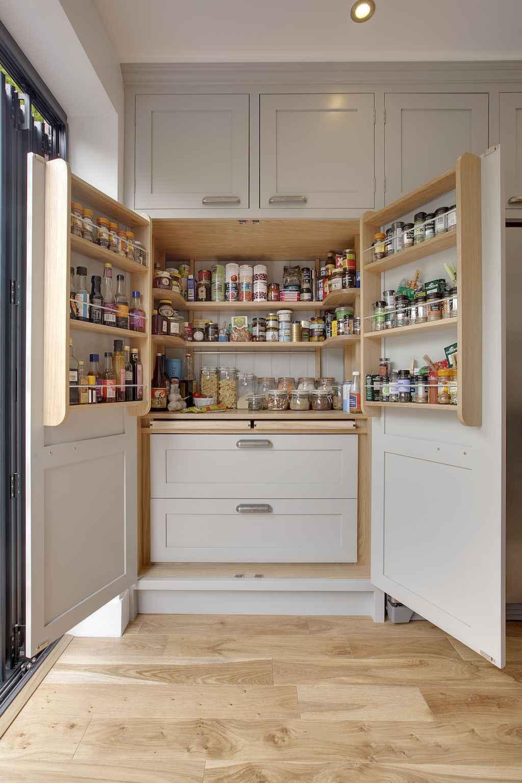 Ingenious hidden kitchen cabinet & storage solutions (31)