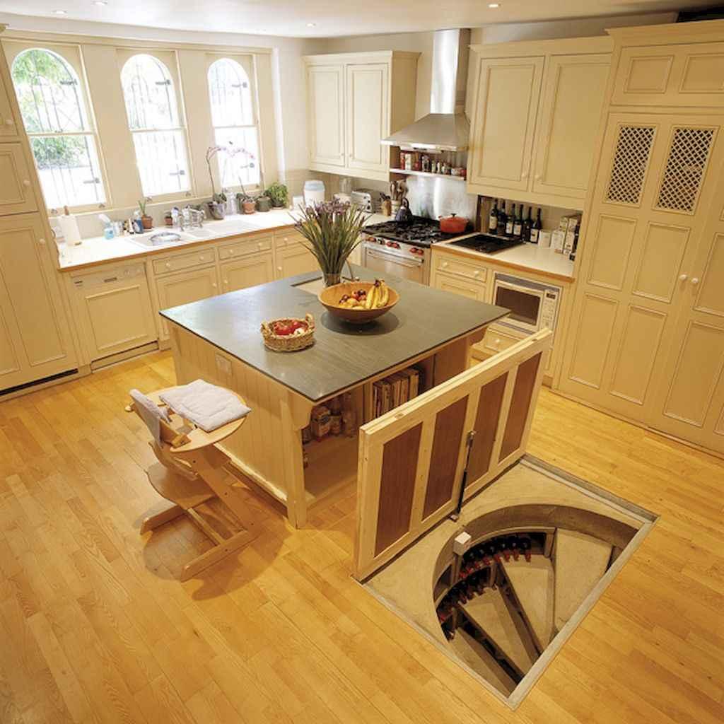 Ingenious hidden kitchen cabinet & storage solutions (7)