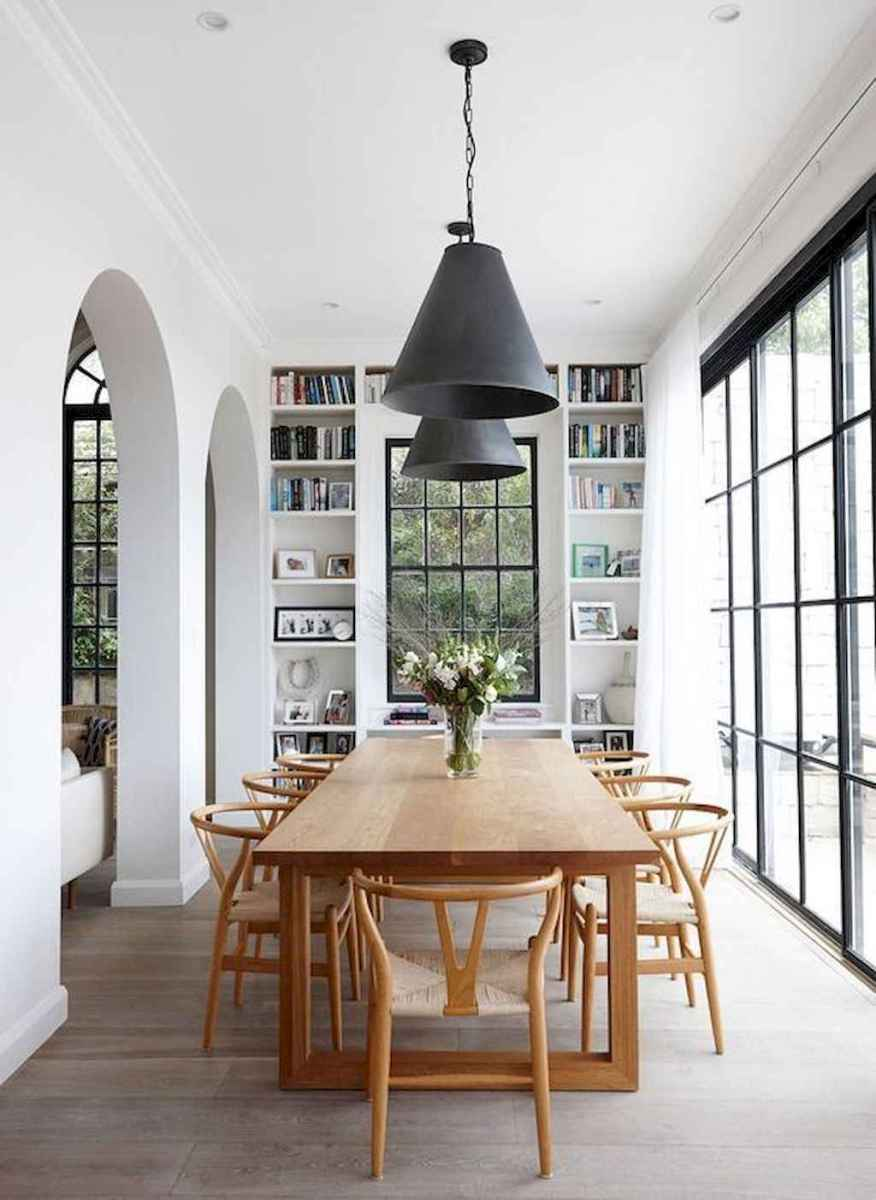 Lasting farmhouse dining room table and decorating ideas (14)