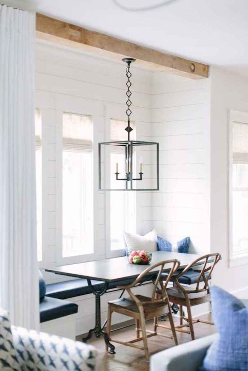 Lasting farmhouse dining room table and decorating ideas (25)