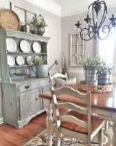 Lasting farmhouse dining room table and decorating ideas (29)
