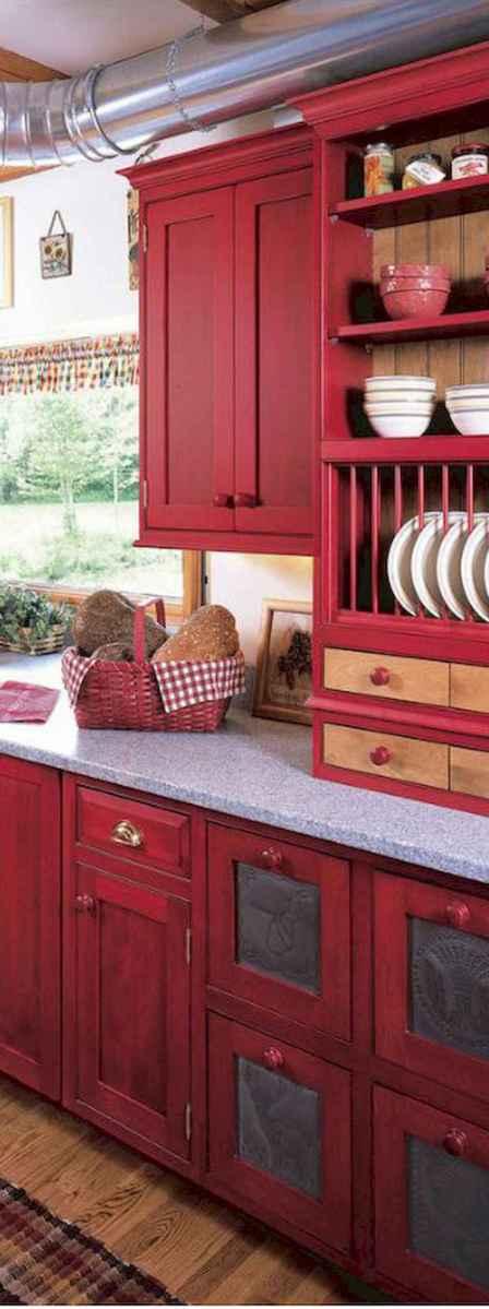 Stunning farmhouse kitchen design and decor ideas (49)