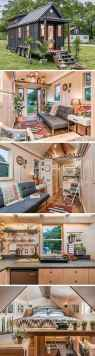 Tiny house bus designs and decorating ideas (116)
