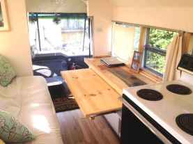 Tiny house bus designs and decorating ideas (2)