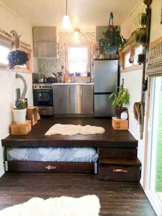 Tiny house bus designs and decorating ideas (65)
