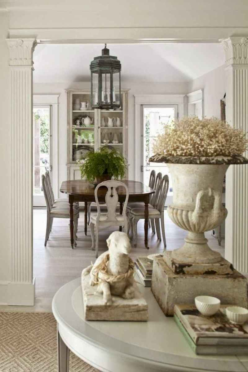 Beautiful french country dining room design and decor ideas (47)