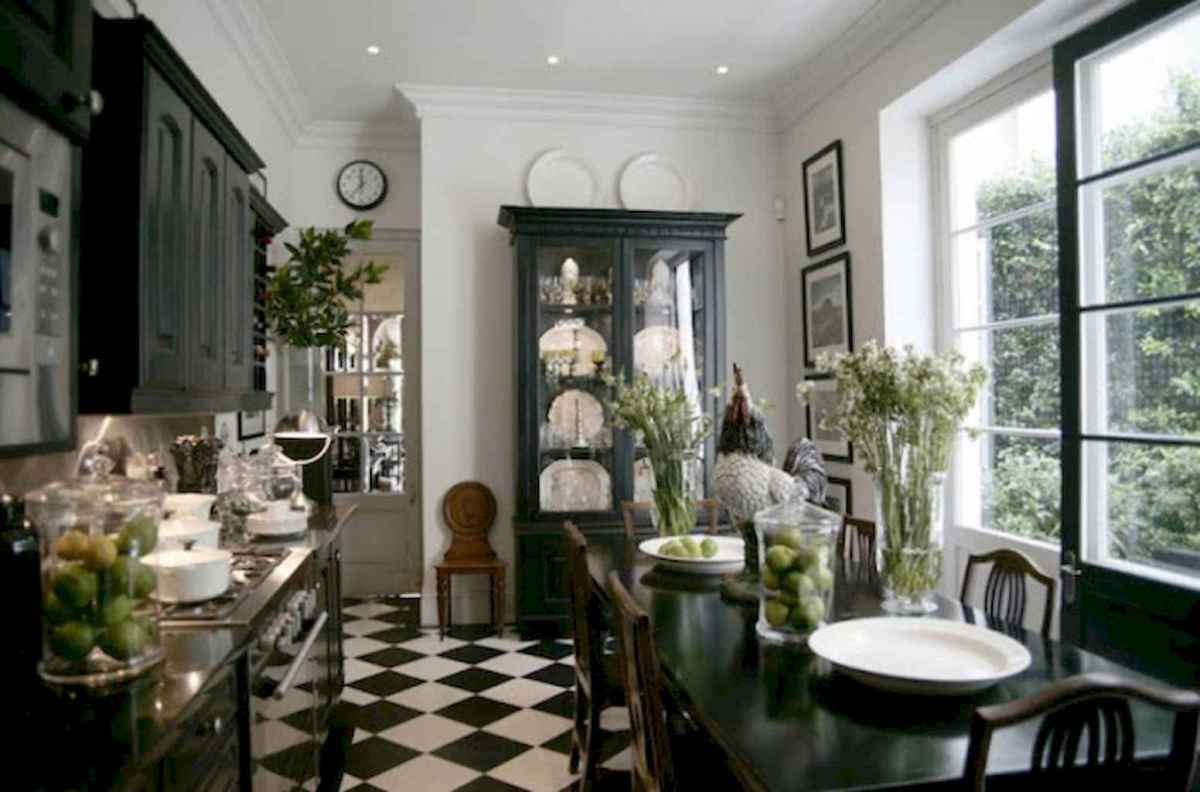 Beautiful french country dining room design and decor ideas (8)