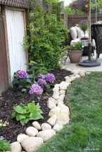 Beautiful front yard rock garden landscaping ideas (21)