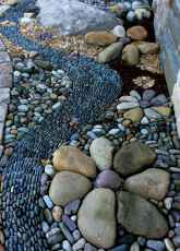 Beautiful front yard rock garden landscaping ideas (31)