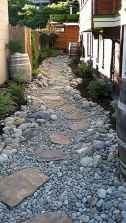 Beautiful front yard rock garden landscaping ideas (59)