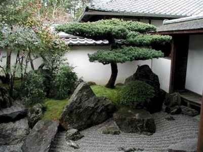 Beautiful front yard rock garden landscaping ideas (8)