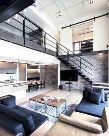 Cool creative loft apartment decorating ideas (20)