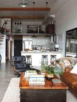 Cool creative loft apartment decorating ideas (33)