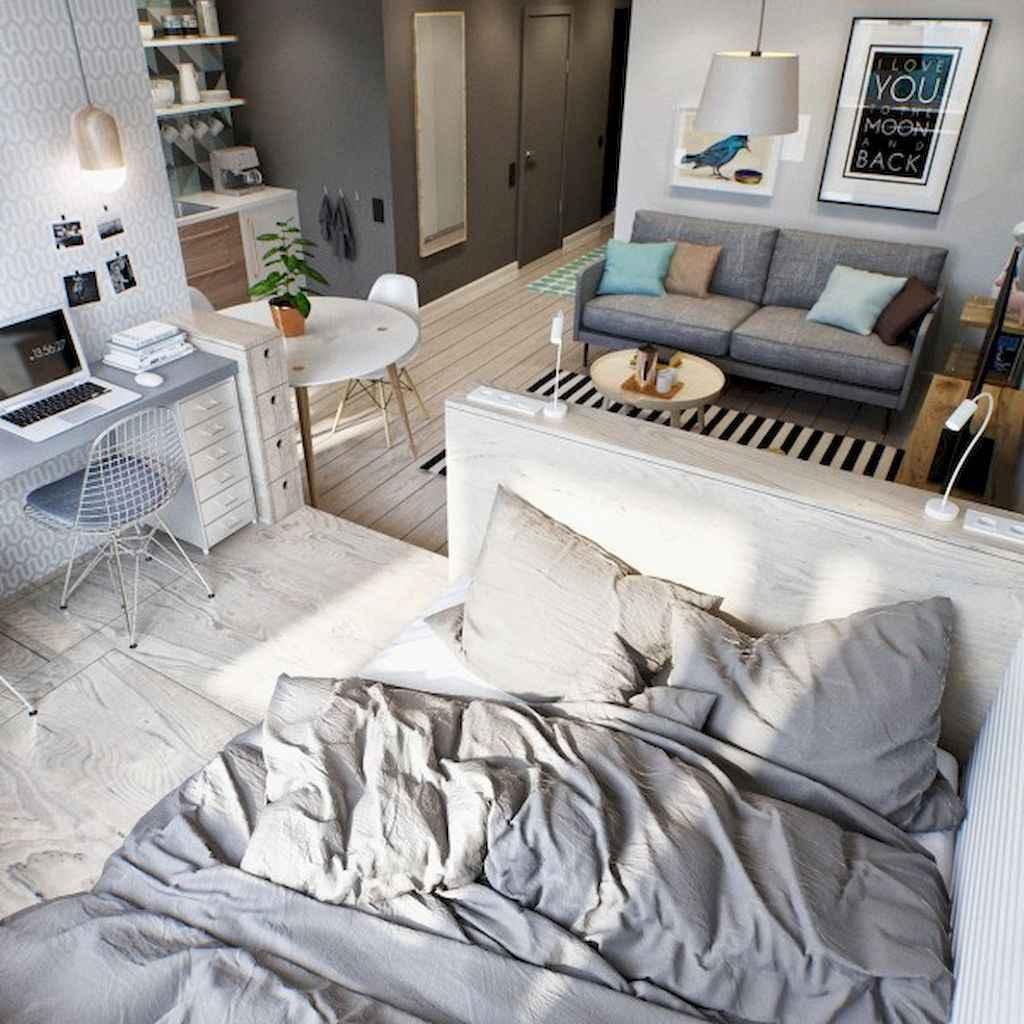 Cool creative loft apartment decorating ideas (34)