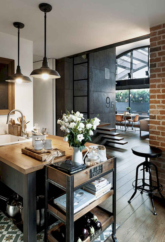 Cool creative loft apartment decorating ideas (46)