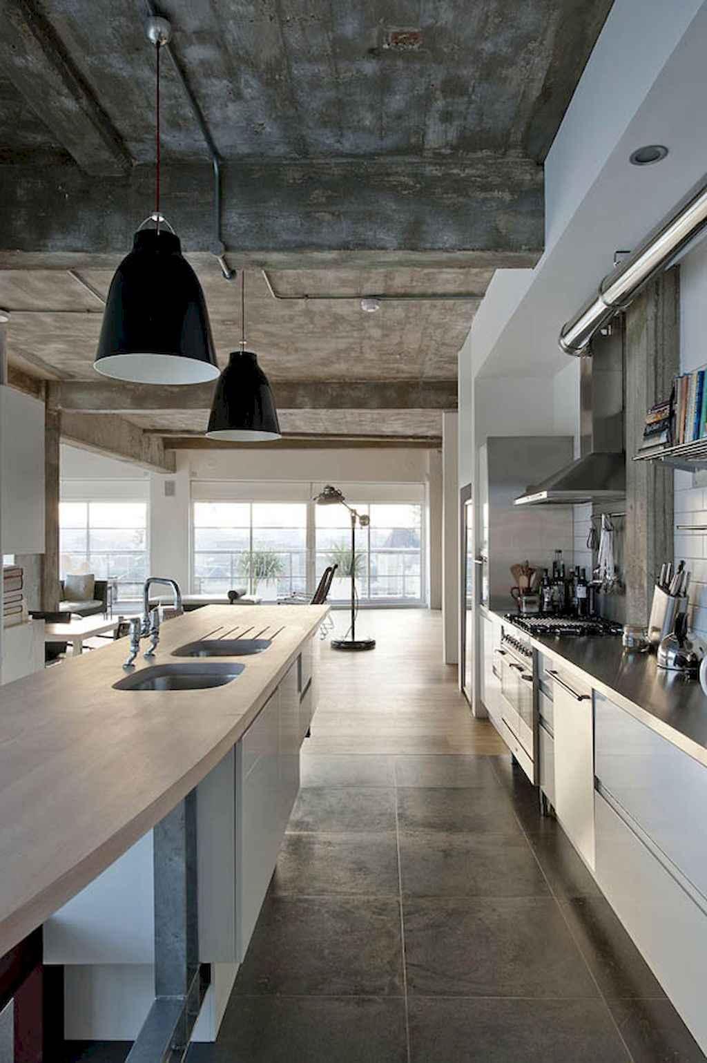 Cool creative loft apartment decorating ideas (51)