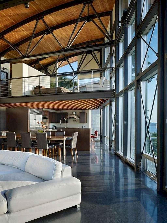 Cool creative loft apartment decorating ideas (61)