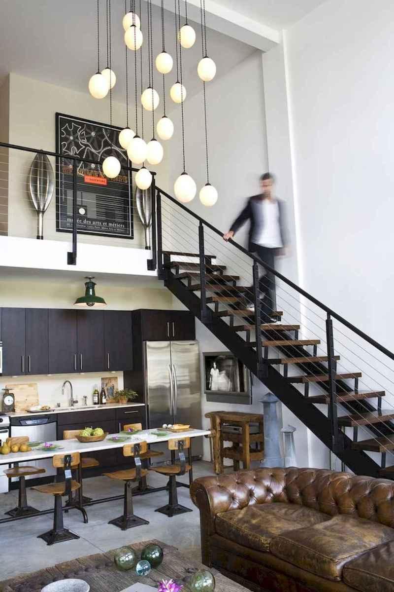 Cool creative loft apartment decorating ideas (62)