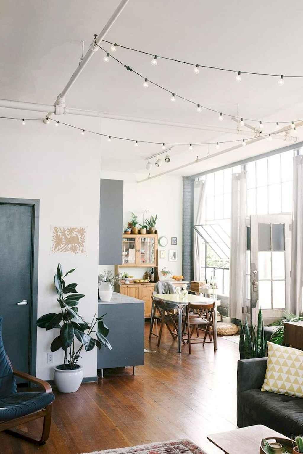 Cool creative loft apartment decorating ideas (63)