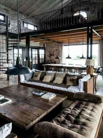 Cool creative loft apartment decorating ideas (74)